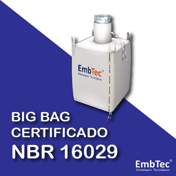 Big Bag NBR 16029