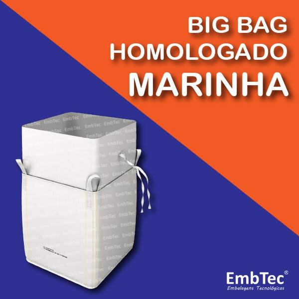 Big bag marinha
