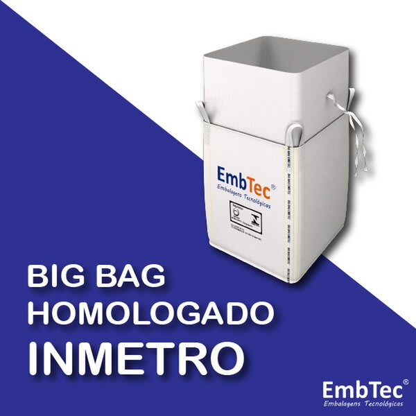Big bag Homologado