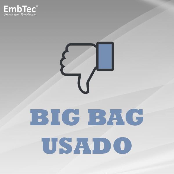 Comprar big bag usado