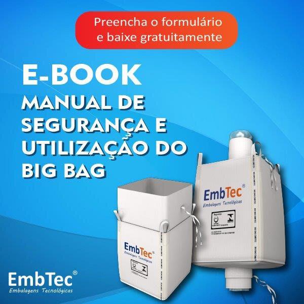 Manual do big Bag, manual contentor flexivel