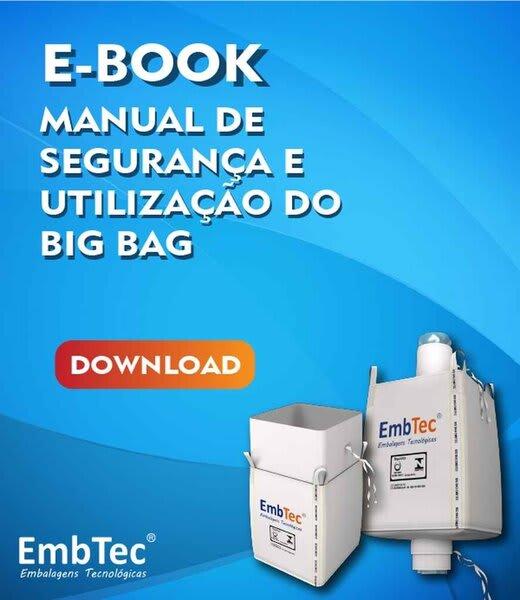E-book Manual de Segurança e utilização do Big Bag