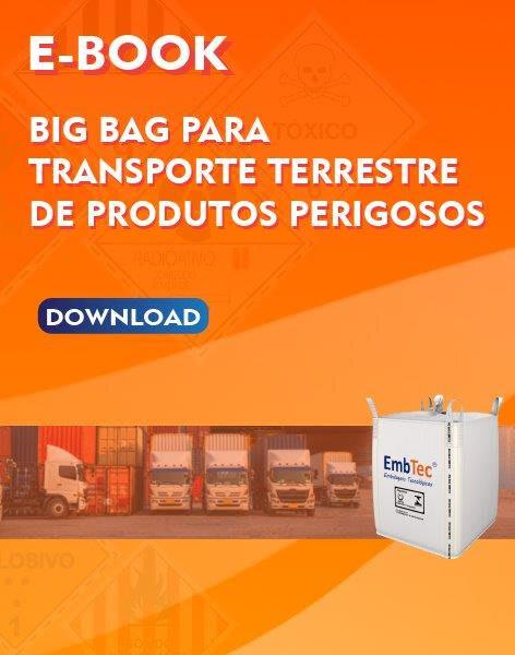 E-book, Big Bag para transporte de produtos perigosos - Manual do comprador